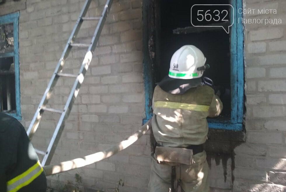 В селе Богдановка горела «заброшка», фото-1