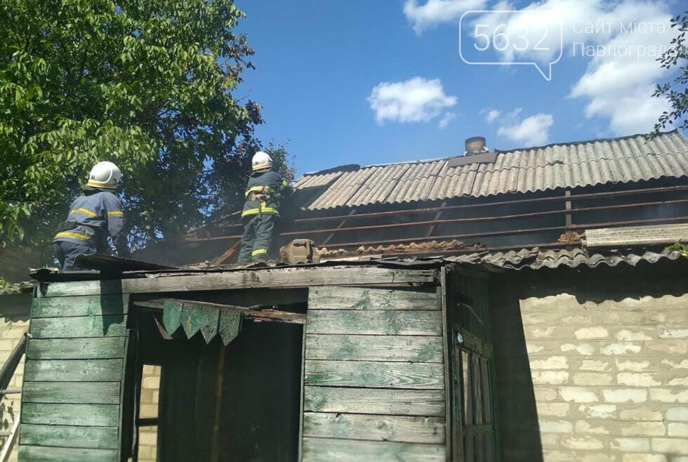 В селе Богдановка горела «заброшка», фото-4