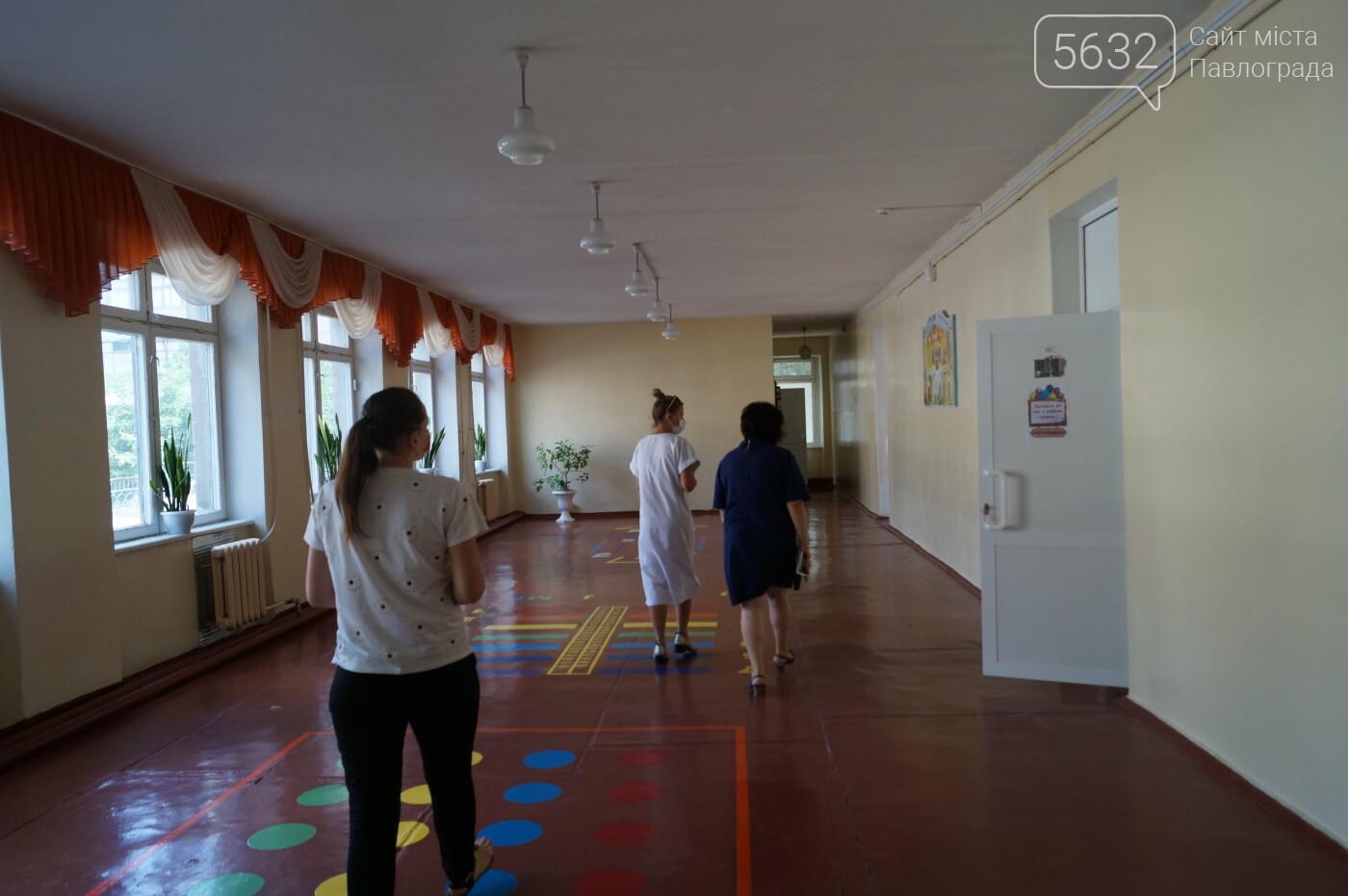 Санитайзеры и медицинские маски: как школы Павлограда готовятся к новому учебному году (ФОТО), фото-3