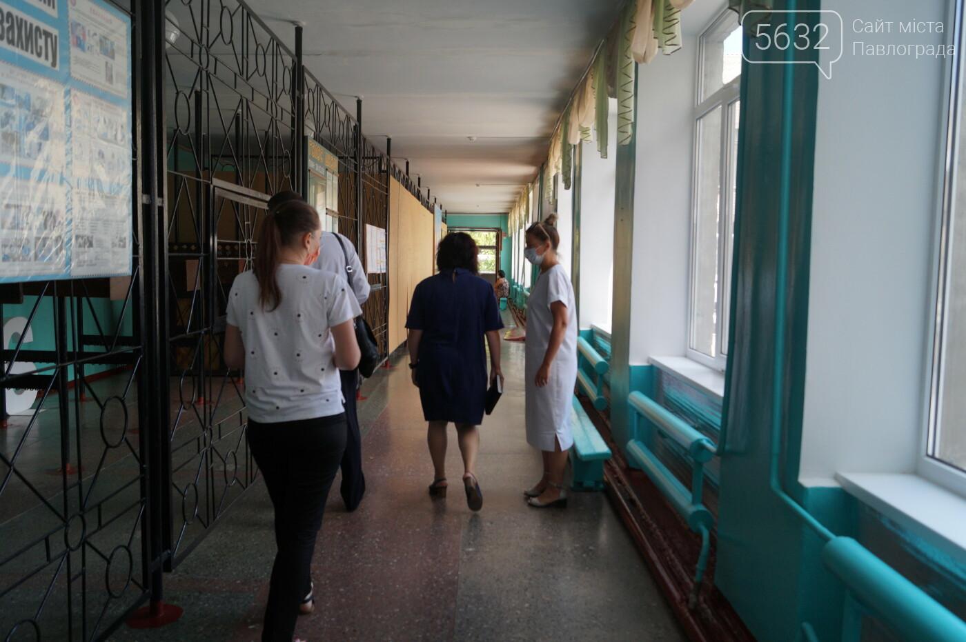 Санитайзеры и медицинские маски: как школы Павлограда готовятся к новому учебному году (ФОТО), фото-13