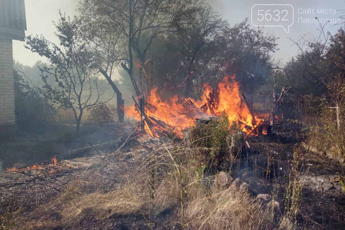 Число пожаров в экосистемах Западного Донбасса за год выросло почти в 2 раза, фото-5