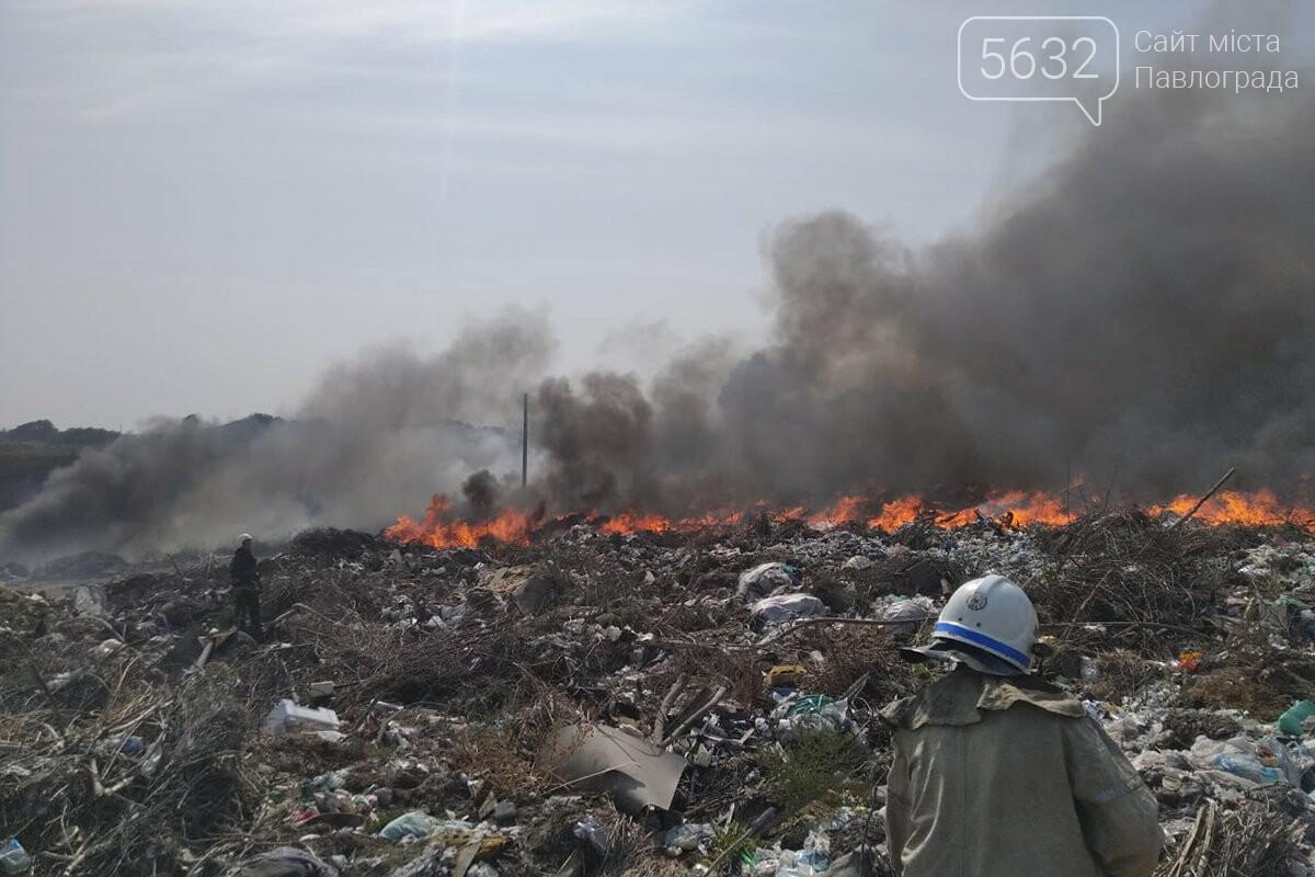 Число пожаров в экосистемах Западного Донбасса за год выросло почти в 2 раза, фото-4
