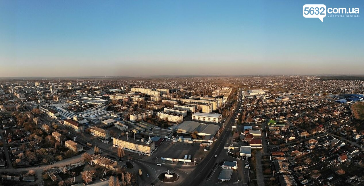 Павлограду – 236: любимый город стал на год старше (ФОТО С КВАДРОКОПТЕРА), фото-29