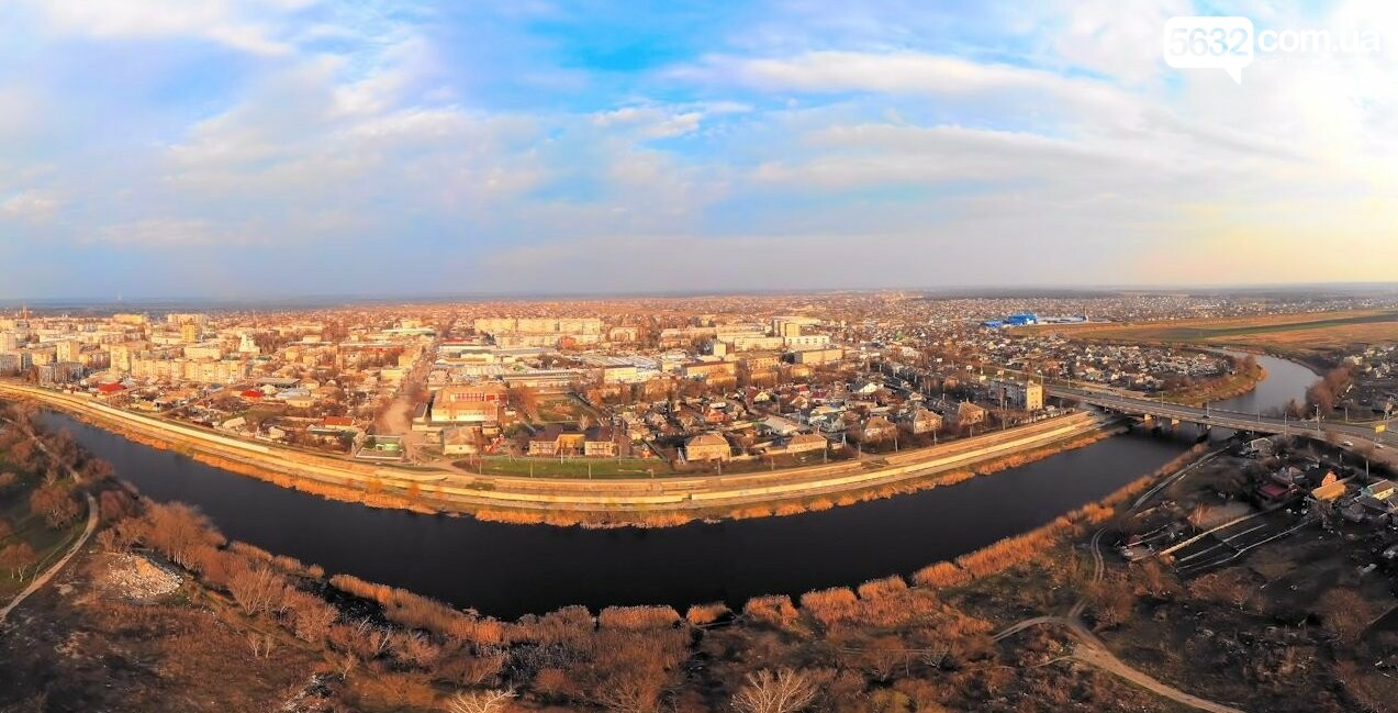 Павлограду – 236: любимый город стал на год старше (ФОТО С КВАДРОКОПТЕРА), фото-33