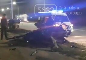 Жуткое ДТП в Павлограде: машину буквально разорвало, фото-3