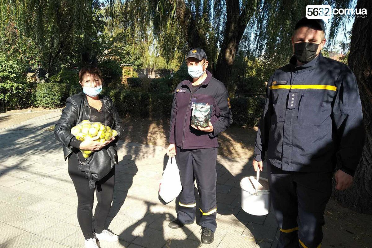 Павлоградские спасатели оригинально отметили День защиты животных, фото-4