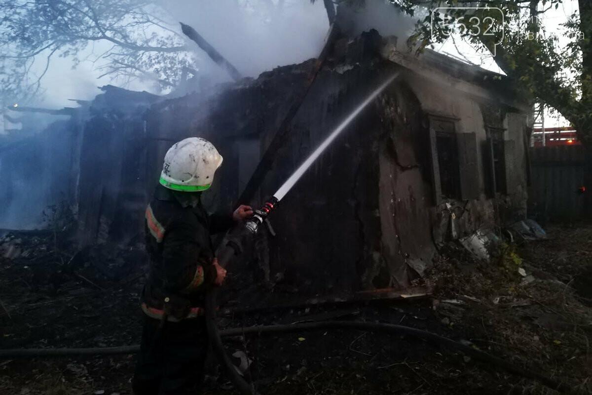 В Кочережках практически дотла сгорел жилой дом, фото-2
