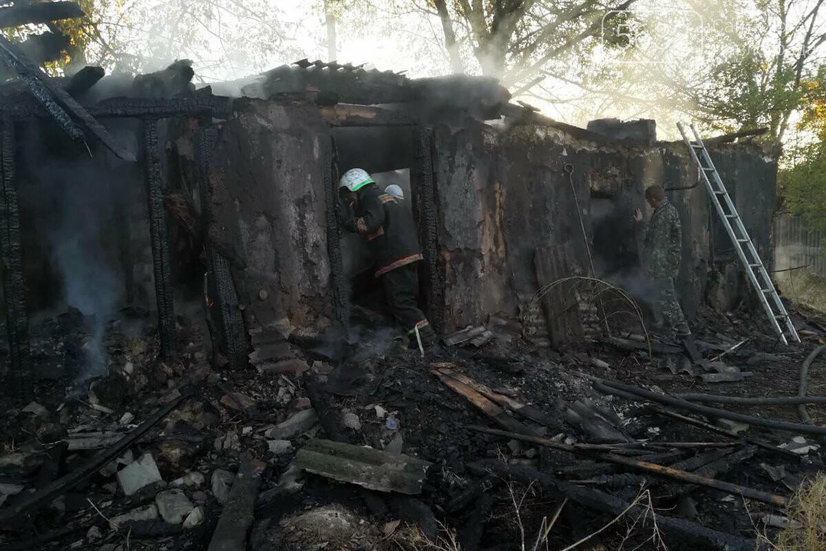 В Кочережках практически дотла сгорел жилой дом, фото-3
