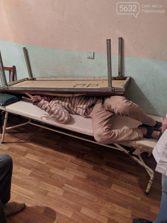 Хрупкие медсёстры больницы интенсивного лечения Павлограда пытаются противостоять неадекватным пациентам, фото-2