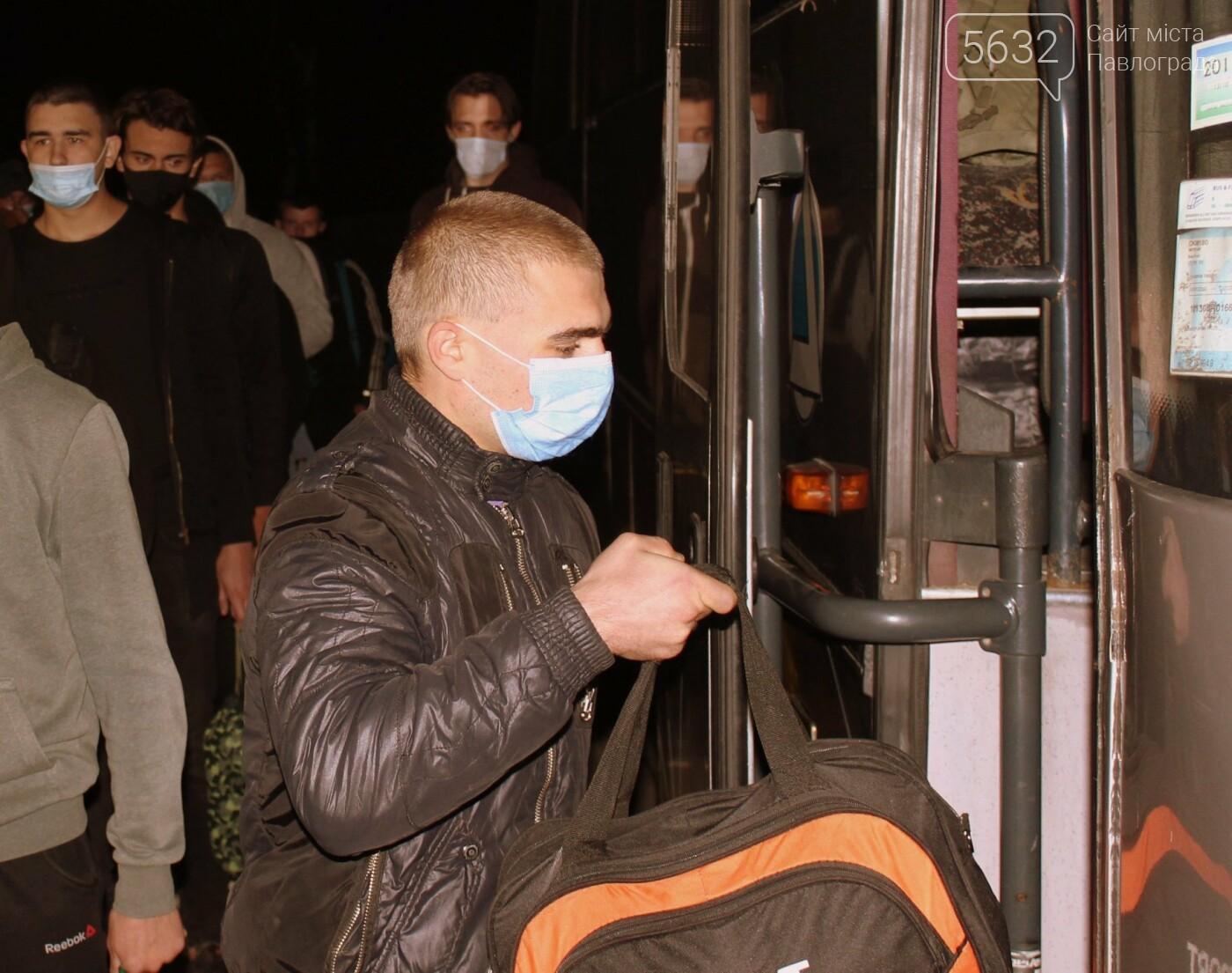 Этой осенью на Днепропетровщине отправят на срочную службу 1265 призывников, фото-4