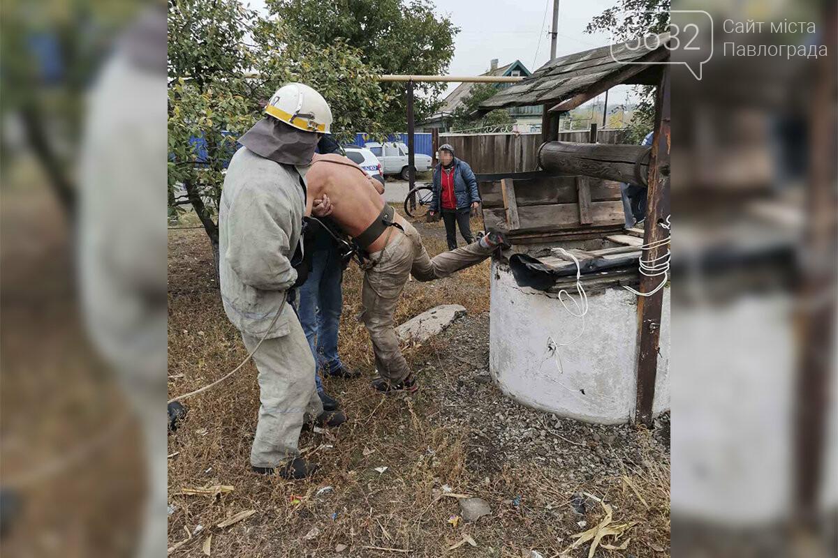 В Юрьевском районе мужчина упал в 10-метровый колодец, фото-2