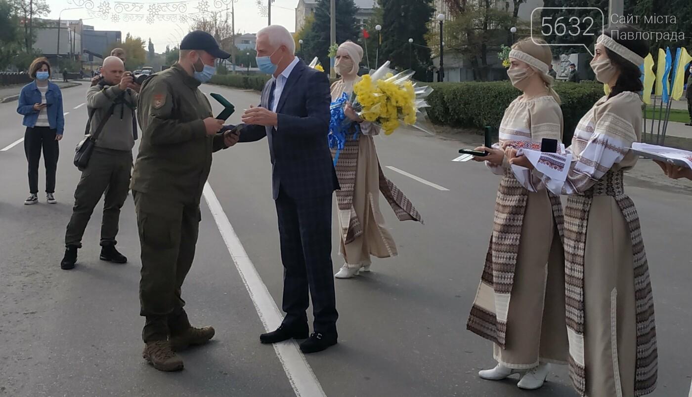 В Павлограде отметили День защитника Украины (ФОТОРЕПОРТАЖ), фото-8