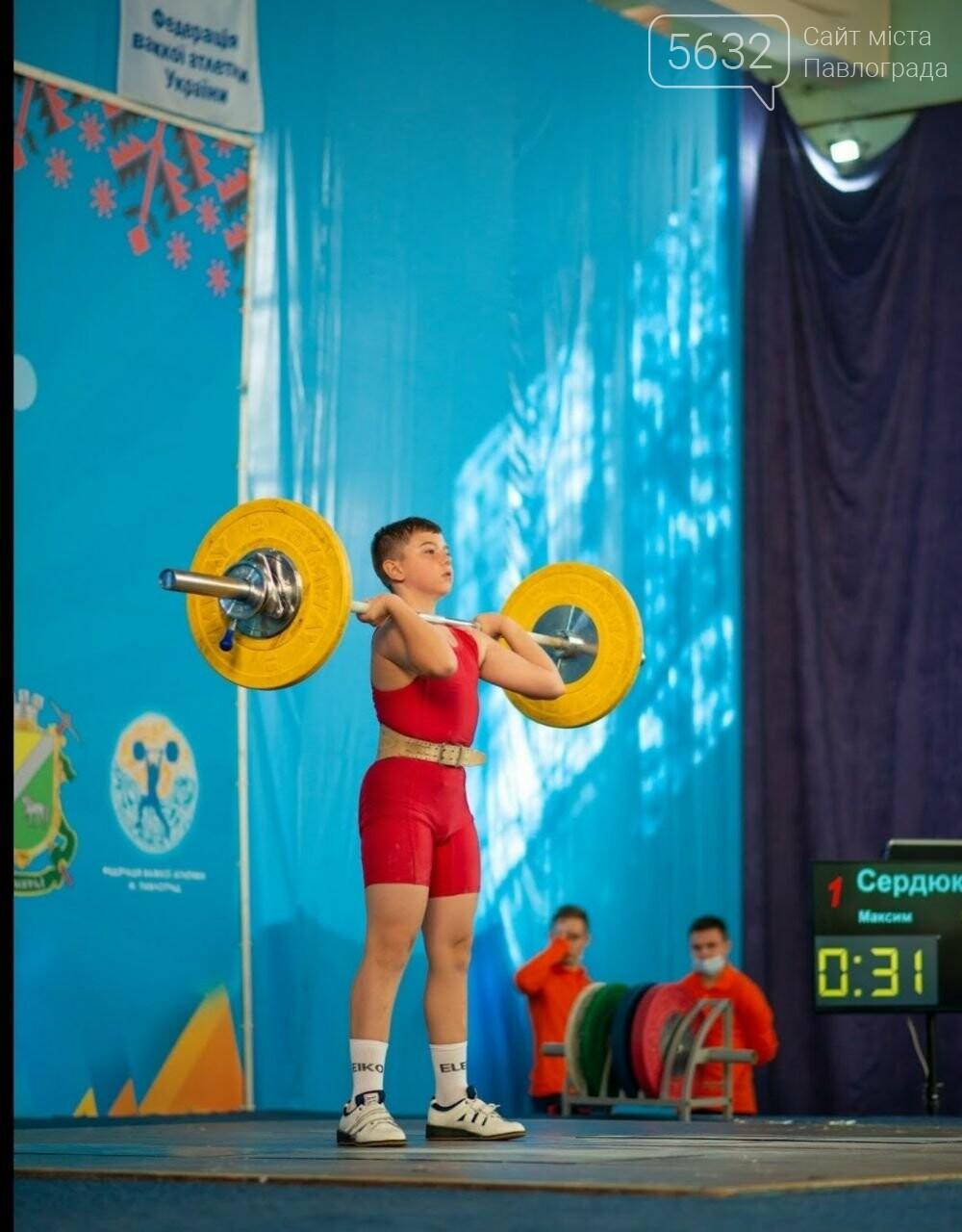 В Павлограде прошёл чемпионат Украины по тяжёлой атлетике, фото-1