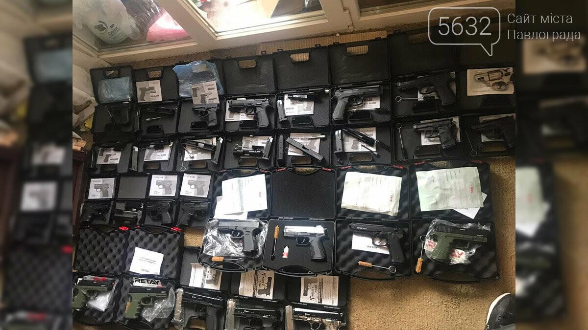 Пара из Днепропетровщины торговала оружием, которое пересылала почтой (ВИДЕО), фото-1