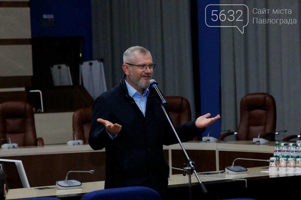 Вилкул: Мы обеспечим поддержку промышленности, чтобы предприятия Днепра и области развивались, а работники получали достойную зарплату, фото-1
