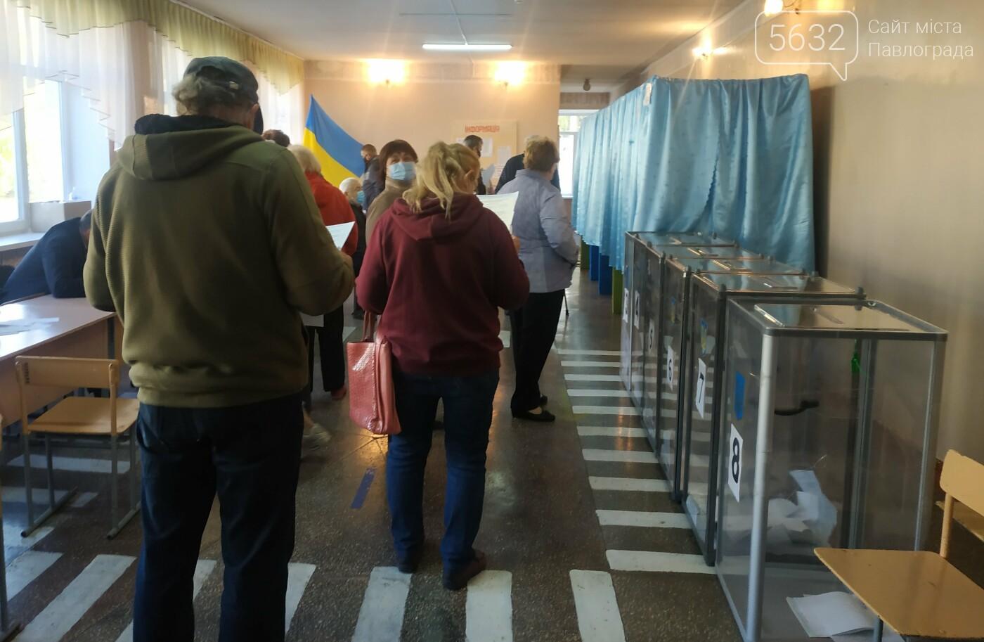 Павлоградцы принимают активное участие в местных выборах (ФОТОРЕПОРТАЖ), фото-7