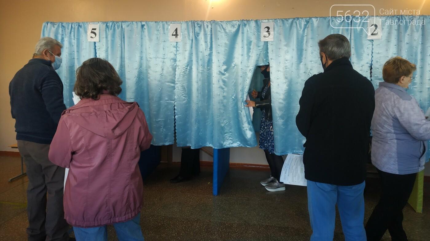 Павлоградцы принимают активное участие в местных выборах (ФОТОРЕПОРТАЖ), фото-13