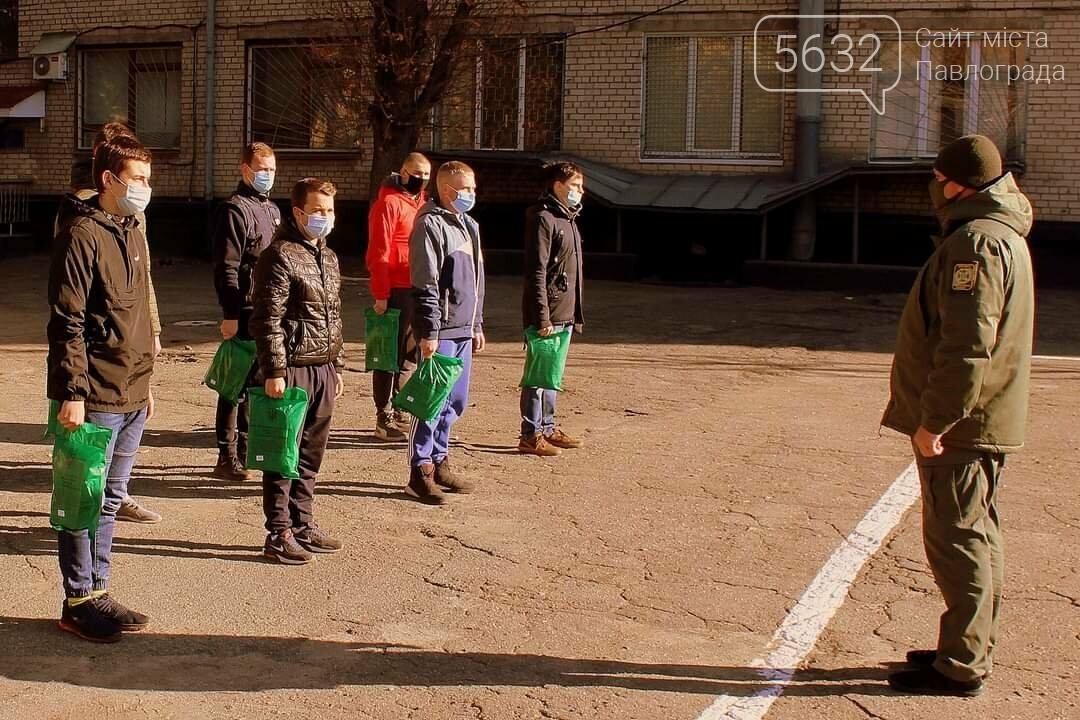 На Днепропетровщине продолжается призывная кампания «Осень-2020», фото-1
