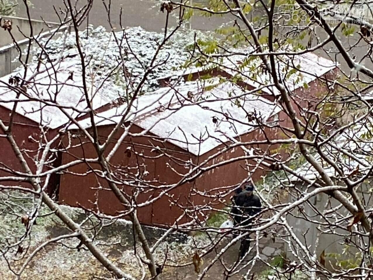 На Днепропетровщине выпал первый снег, фото-2