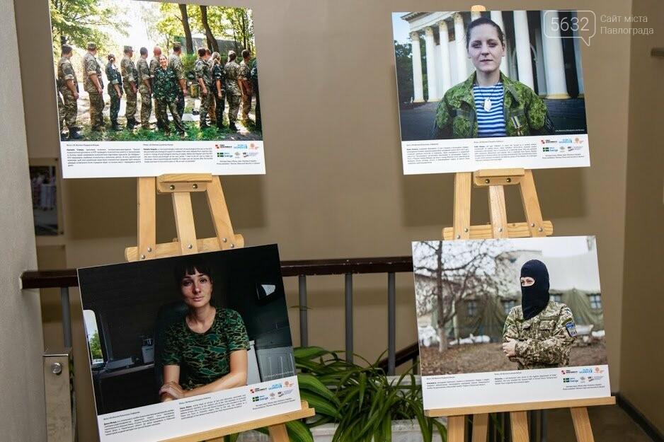На фотовыставке об украинских женщинах-военных есть фото и нашей землячки (ФОТО), фото-3