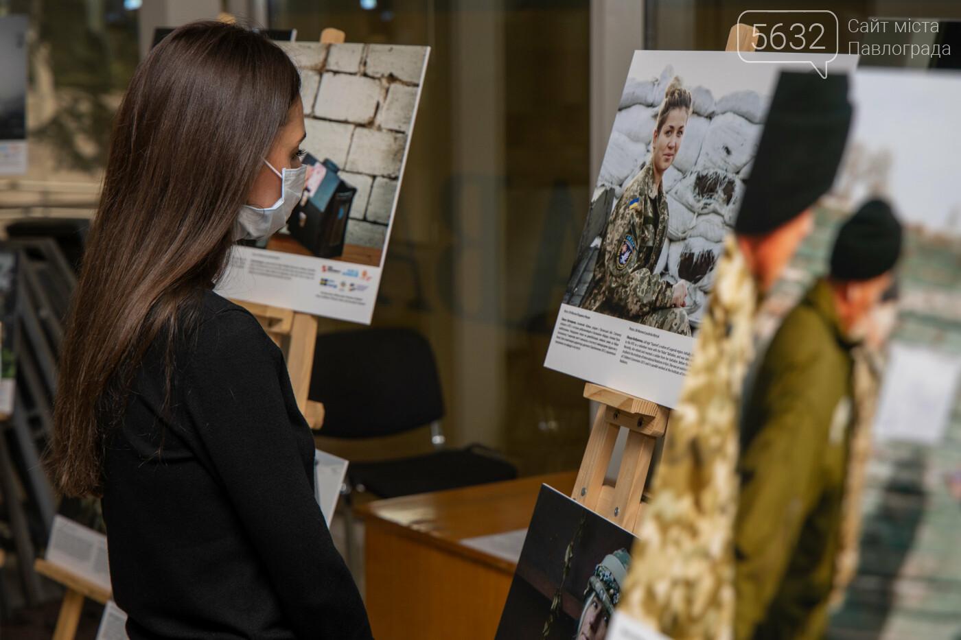 На фотовыставке об украинских женщинах-военных есть фото и нашей землячки (ФОТО), фото-4