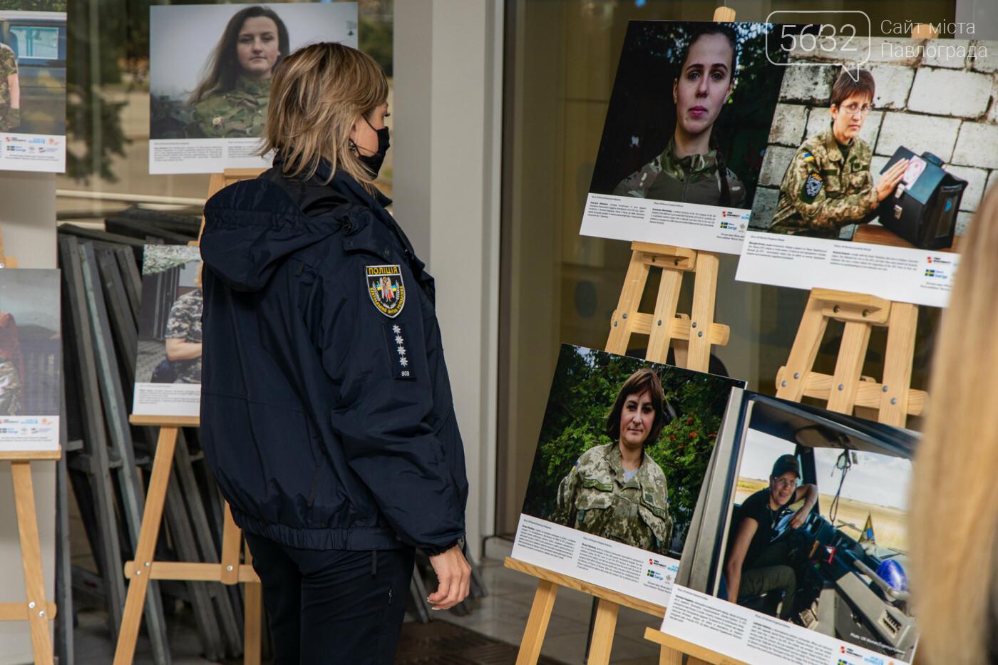 На фотовыставке об украинских женщинах-военных есть фото и нашей землячки (ФОТО), фото-5