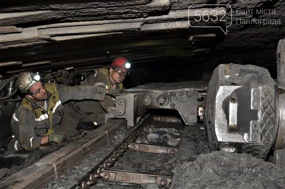 В ноябре на шахтах ДТЭК Павлоградуголь запустили четыре новые лавы, фото-4