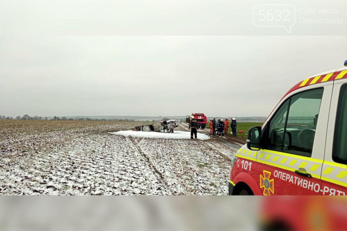 В Юрьевском районе перевернулся и загорелся автомобиль (ФОТО, ВИДЕО), фото-1