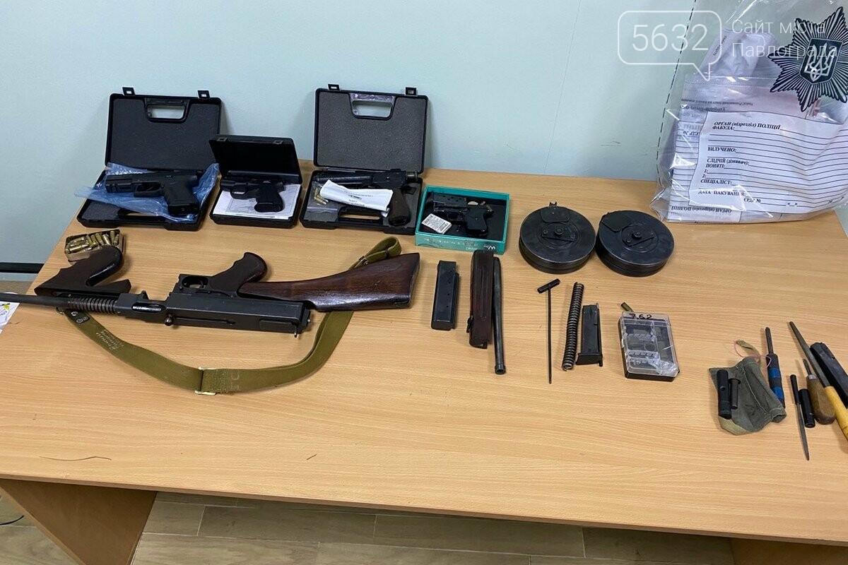 На Днепропетровщине раскрыли деятельность группировки, которая занималась продажей оружия, фото-3