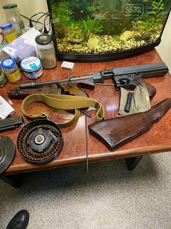 На Днепропетровщине раскрыли деятельность группировки, которая занималась продажей оружия, фото-5