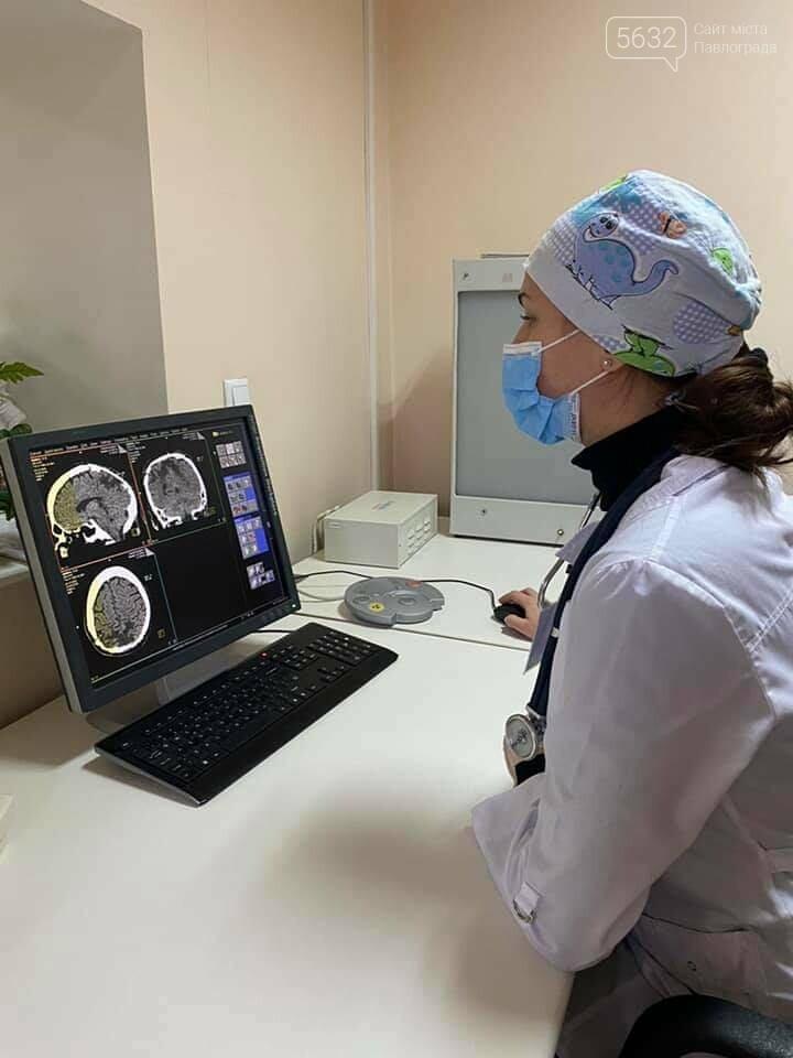 В больнице интенсивного лечения Павлограда идёт борьба не только с коронавирусом, но и с инсультами, фото-2