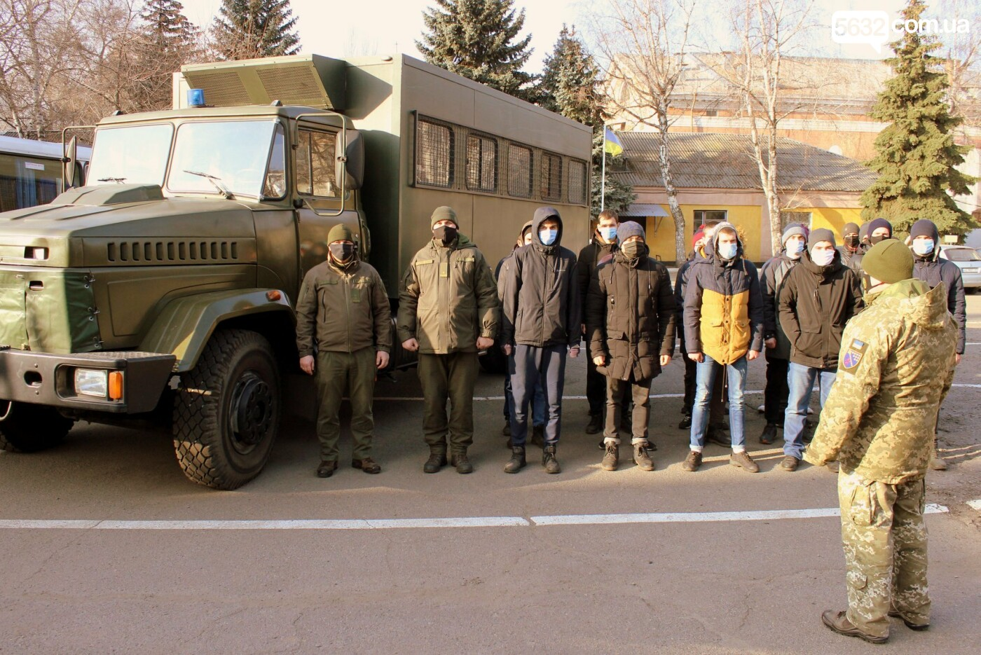 В Днепропетровской области завершилась осенняя призывная кампания, фото-2