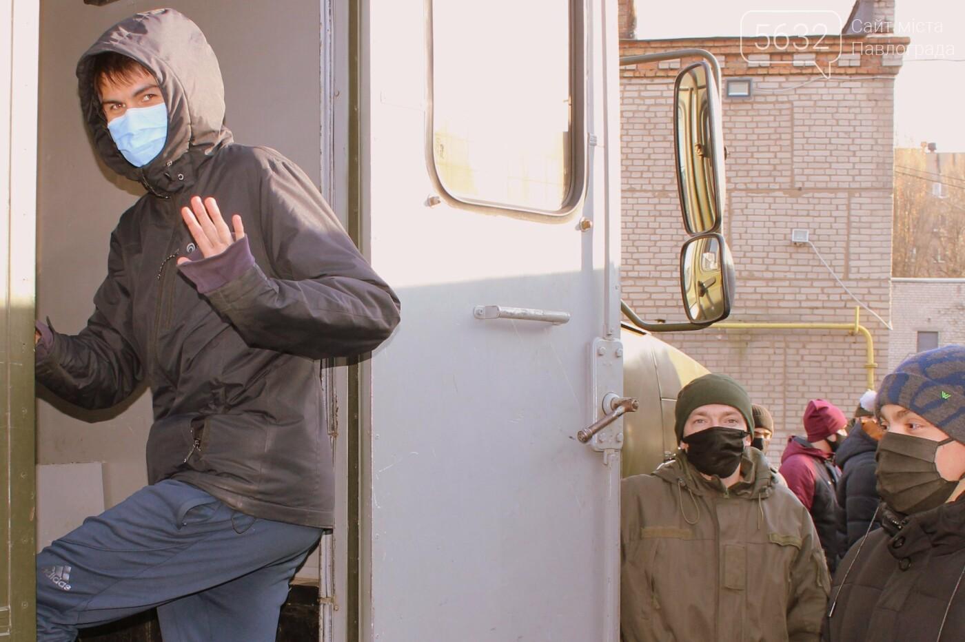 В Днепропетровской области завершилась осенняя призывная кампания, фото-3