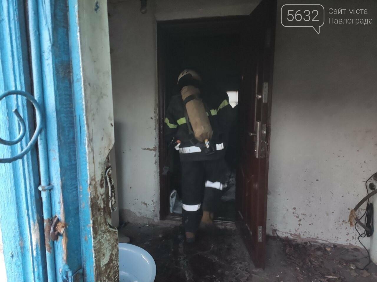 На пожаре в Петропавловском районе грудной ребенок получил сильные ожоги, фото-1
