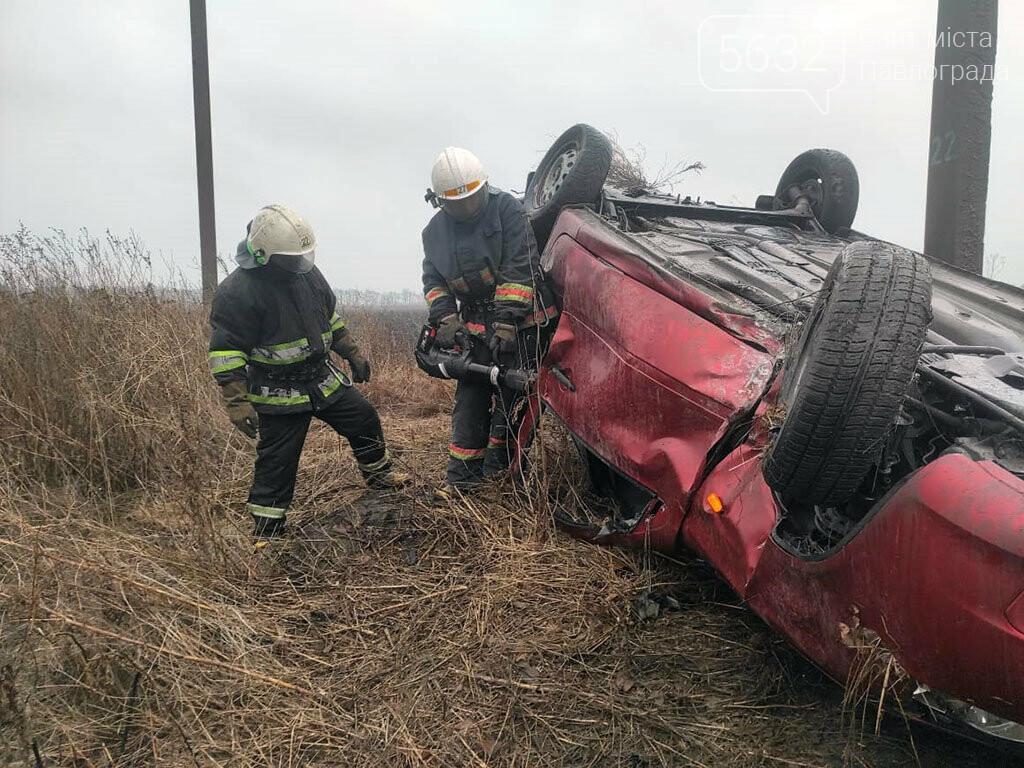 ДТП в Павлоградском районе: водитель погиб на месте (ФОТО), фото-2