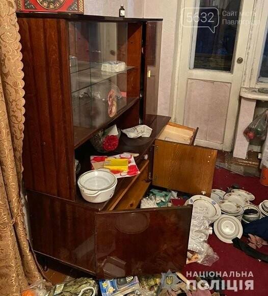 В Терновке бдительная соседка помешала вору совершить кражу, фото-1