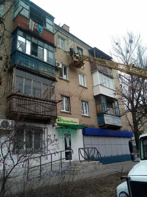 В Павлограде обследуют жилые дома, которые нуждаются в срочном ремонте, фото-1
