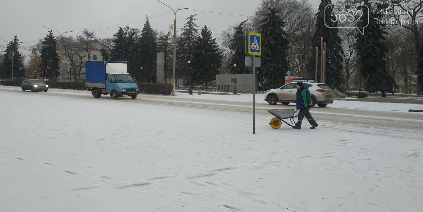 Ледяной дождь, гололёд и сильные порывы ветра: в Павлограде ухудшились погодные условия (ФОТОФАКТ), фото-6