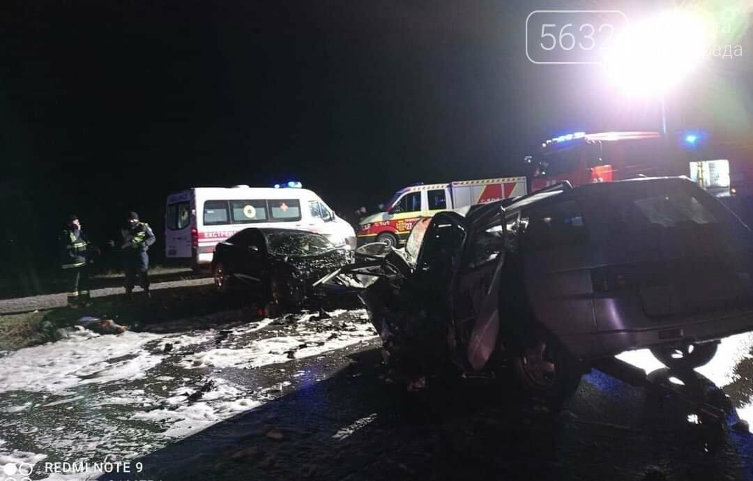 Полиция устанавливает обстоятельства жуткого ДТП под Богуславом, фото-1