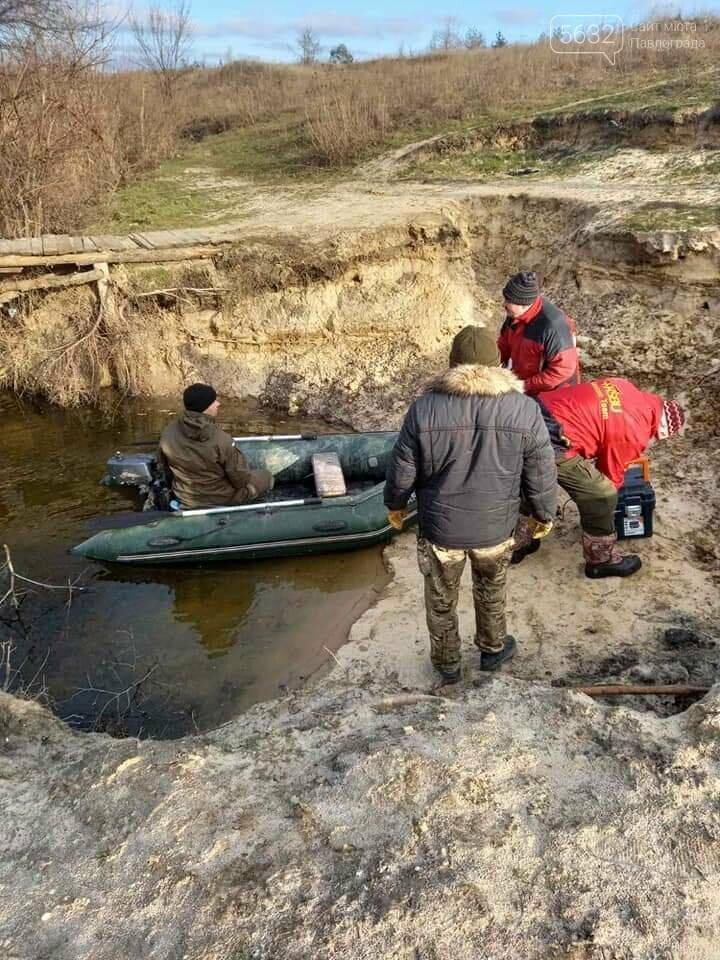 К поискам Ольги Синеокой-Осауленко присоединился специалист с аппаратурой для поисков под водой, фото-3