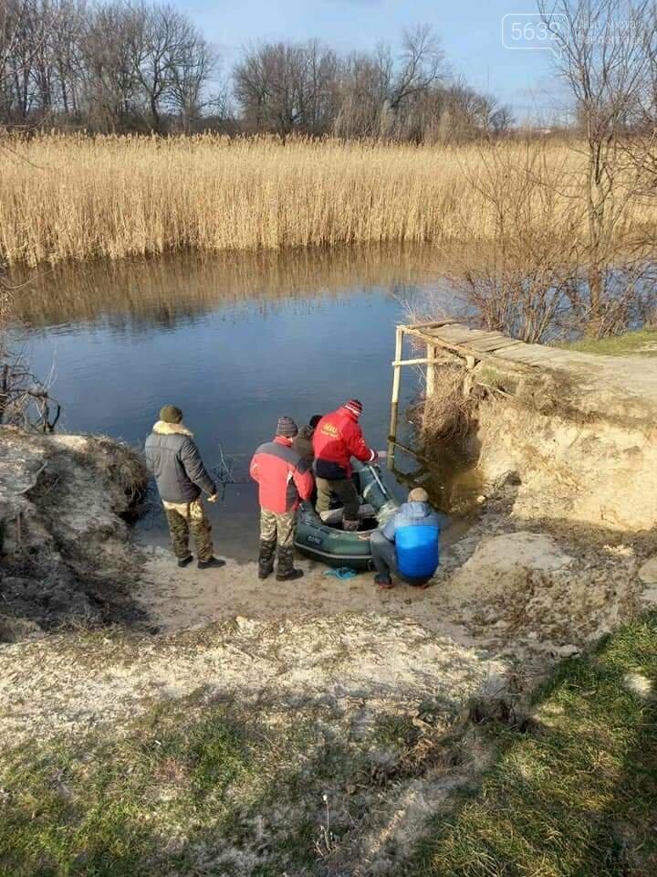 К поискам Ольги Синеокой-Осауленко присоединился специалист с аппаратурой для поисков под водой, фото-4