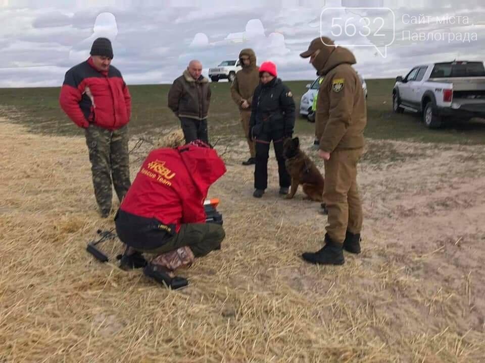 К поискам Ольги Синеокой-Осауленко присоединился специалист с аппаратурой для поисков под водой, фото-1