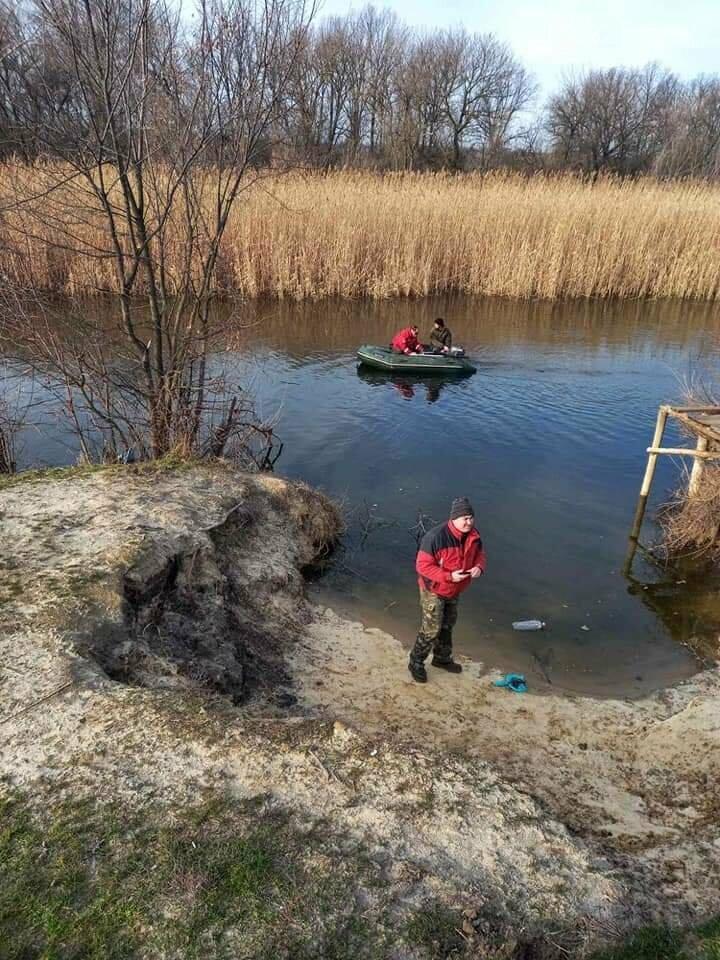 К поискам Ольги Синеокой-Осауленко присоединился специалист с аппаратурой для поисков под водой, фото-5