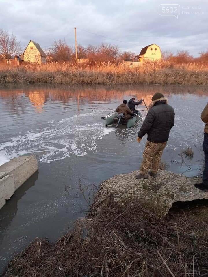 К поискам Ольги Синеокой-Осауленко присоединился специалист с аппаратурой для поисков под водой, фото-6