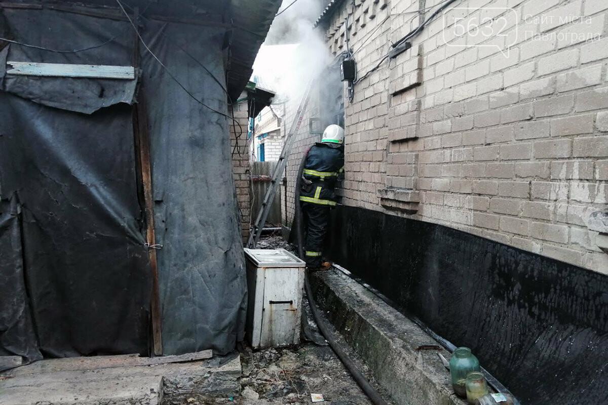 На пожаре в селе Богдановка пострадал мужчина, фото-2