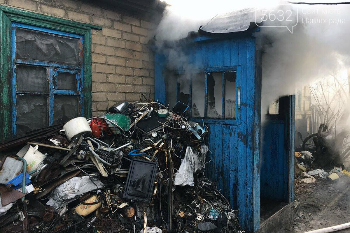 На пожаре в селе Богдановка пострадал мужчина, фото-4
