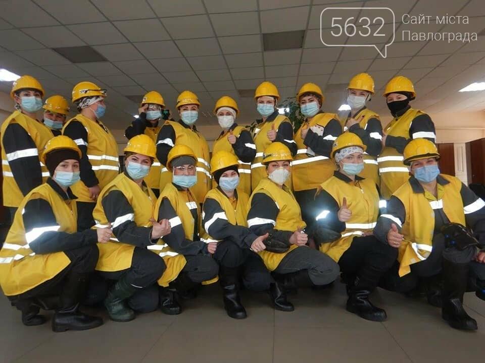 Любовь на глубине 370 метров: жёны шахтёров спустились под землю, фото-4
