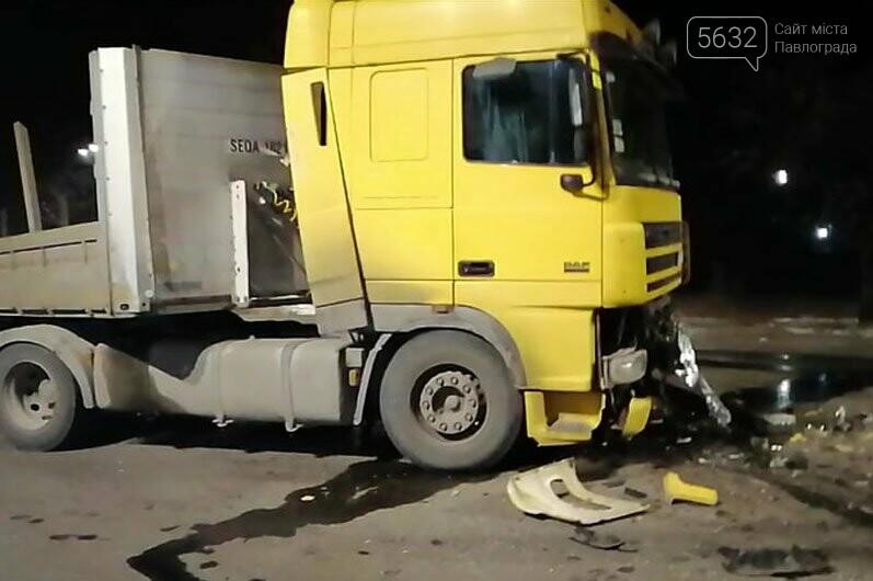 В Павлограде столкнулись грузовик и легковушка: есть пострадавший (ФОТО), фото-2