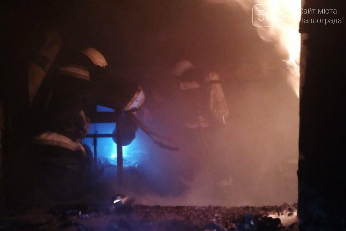 В Павлограде горел дачный дом: пламя полыхало из окон и на крыше (ФОТО), фото-4