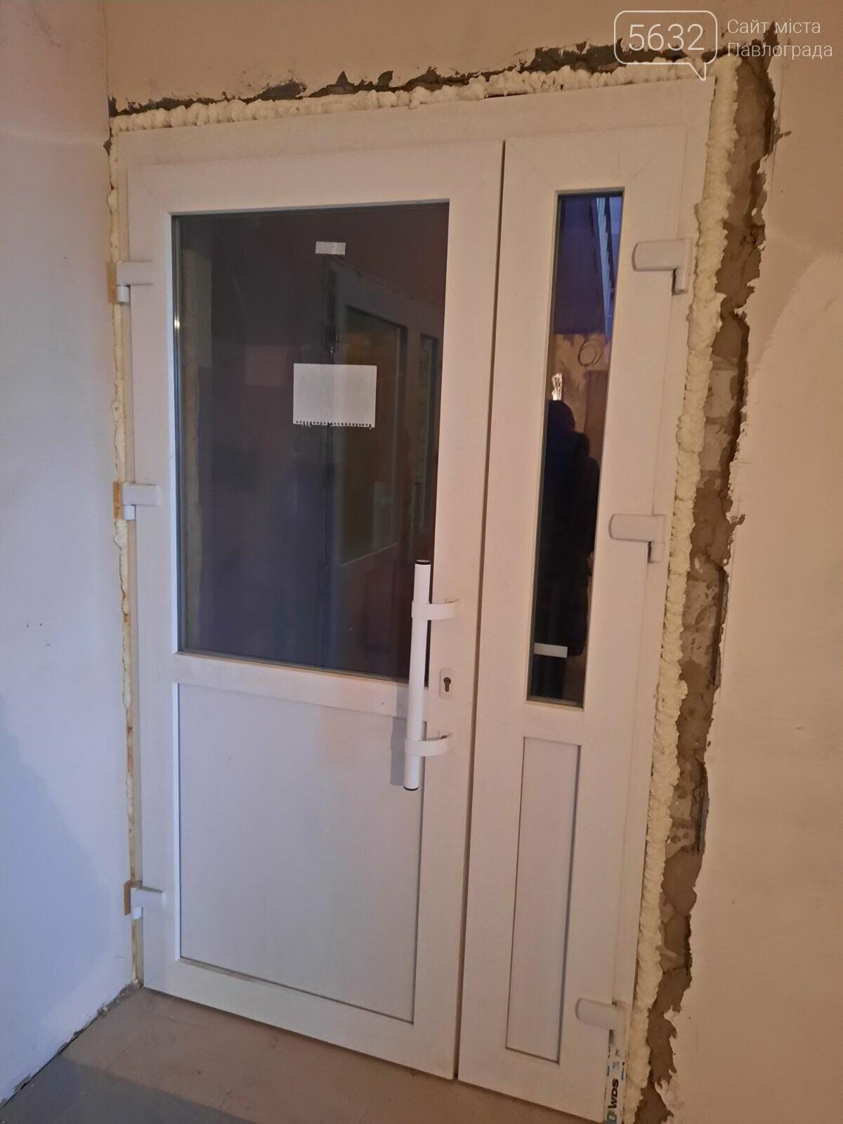 В Павлограде завершаются работы по реконструкции приемно-диагностического отделения больницы интенсивного лечения, фото-2